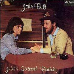 John Bult, Julie's Sixteenth Birthday | 21 Awkwardly Sexual Album Covers
