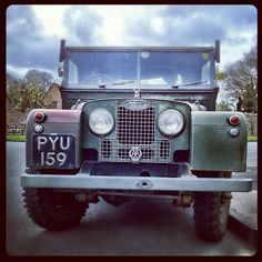 #LandRover Series
