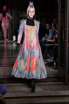 Pam Hogg catwalk show report | LFW A/W 2014|The Upcoming