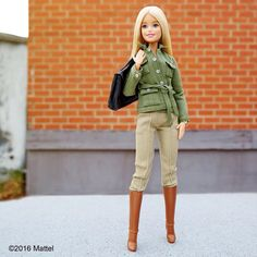 """""""These boots are made for walking! #barbie #barbiestyle"""""""
