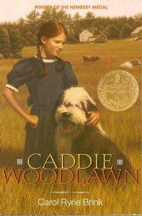 Novel Literature Unit Study and Lapbook Caddie Woodlawn