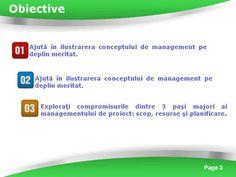 Obiective curs