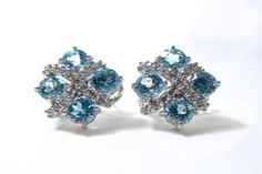 Im Arnold: The Best Single Stud Earrings With Most Brightness. Women's Earrings, Diamond Earrings, Topas, Dangles, Handmade Jewelry, White Gold, Gems, Rose Gold, Pendants