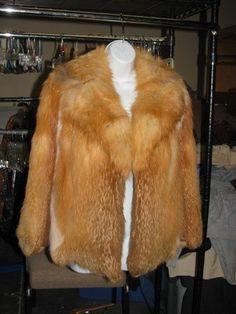 Gorgeous Vintage Fur Coat  Winter Coat Rabbit by TheIDconnection, $475.00
