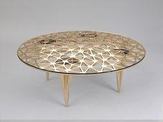 Bronze Sedona Lounge Table, 2016