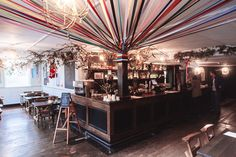Hand of Glory Pub - Rectory Road - Roasts - British folklore inspired décor