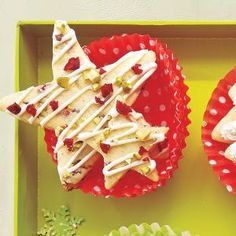 Pistachio-Cranberry Cookies Recipe