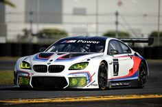 First Batch of BMW M6 GT3s Delivered to Teams