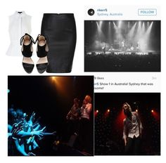 """""""Day 1 Performing in Sydney with R5"""" by wont-stop-loving-queen-rydel ❤ liked on Polyvore featuring Alexander Wang, women's clothing, women's fashion, women, female, woman, misses and juniors"""
