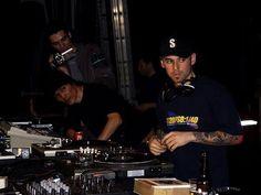 Early 2K Back2back @djmaick  #dj #partyman #djlife #tattoo #turntable #turntablism #vestax #realdj #club #clubculture #vinyl #scratch #italy #technics by badboybassano http://ift.tt/1HNGVsC