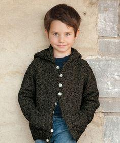 Hood Sweater free pattern
