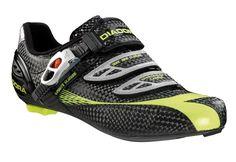 Diadora Scarpe Speedracer 2 Carbon Nero Giallo Fluo 7723c4e1bbd