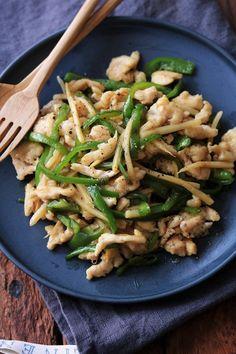 鶏胸肉のチンジャオロースー。 by 栁川かおり 「写真がきれい」×「つくりやすい」×「美味しい」お料理と出会えるレシピサイト「Nadia | ナディア」プロの料理を無料で検索。実用的な節約簡単レシピからおもてなしレシピまで。有名レシピブロガーの料理動画も満載!お気に入りのレシピが保存できるSNS。