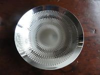 VINTAGE WMF S- COLLECTION SILVERPLATE BOWL IN ORIGINAL BOX GERMANY