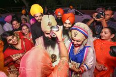 Gagan & Harnav Bir - Khalsa Wedding in Punjab, India | Cosmin Danila Photography - I See Beautiful People