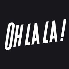 la la la la