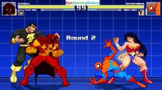 Black Adam And Azrael VS Spider-Man And Wonder Woman In A MUGEN Match / Battle / Fight This video showcases Gameplay of Black Adam The Supervillain And Azrael VS Spider-Man The Superhero And Wonder Woman The Superheroine In A MUGEN Match / Battle / Fight