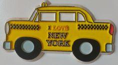 USA - Les Taxis jaunes, ramené par nous, août 2001