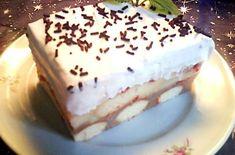 Kávés babapiskótás süti | Receptkirály.hu Vanilla Cake, Tiramisu, Cheesecake, Food And Drink, Pudding, Cookies, Ethnic Recipes, German, Crack Crackers