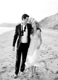 Michelle and Zach Santa Barbara Engagement