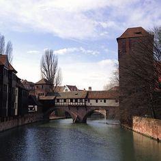 Nurnberg's canal