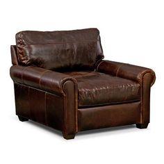 burnham leather sofa   Burnham Leather Chair