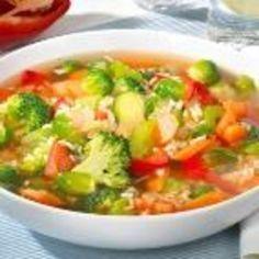Abnehmen mit den besten Fatburner-Suppen