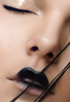 Photographer: Olivia Lazer Hair/Makeup: LC Hair and Makeup Model: Anastasia Mikhanoshina