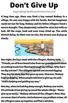This is an amazing bedtime story with moral for kids. Full story in link above, read now. Stories With Moral Lessons, English Moral Stories, English Stories For Kids, Short Moral Stories, Moral Stories For Kids, Short Stories For Kids, English Story, Kids English, Kids Story Books
