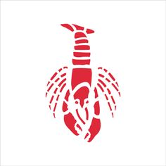 Quickly and easily create a fun and unique design in any room with our Lobster Shape Stencil. Available in 40 different sizes!