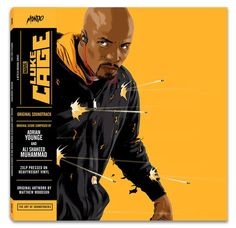 Luke Cage - Original Soundtrack 2XLP (PRE-ORDER) By Adrian Younge & Ali Shaheed Muhammad