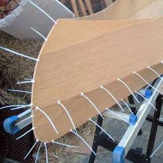 All Stitch & Glue Canoe-Alle Stitch & Glue-Kanus All Stitch & Glue Canoe - Wood Canoe, Wooden Kayak, Canoe Boat, Canoe Trip, Canoe Plans, Plywood Boat Plans, Make A Boat, Diy Boat, Bateau Rc