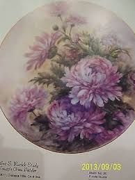 Image result for free tole paint patterns China Painting, Artist Painting, Fine China Patterns, Purple Mums, China Dinnerware Sets, Antique Dishes, Painting Patterns, Ceramic Art, Painted Rocks