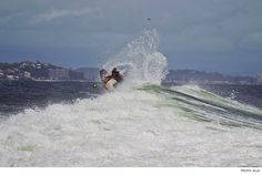 """""""A lot of people take me for a power surfer that prefers open-faced waves, but I love doing airs and tech stuff too."""""""