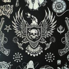 Sneak peek by - by jpboneyard Dope Tattoos, Sweet Tattoos, Body Art Tattoos, Helm Of Awe Tattoo, Badge Icon, Old School Tattoo Designs, Norse Runes, Traditional Tattoo Design, Tatuagem Old School