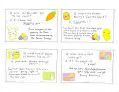 Fun Easter jokes for lunch boxes or tucked under pillows