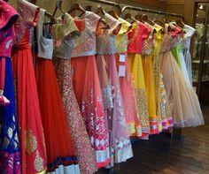 Inside the Ensemble Store in Delhi: Summer 2014 Bridal Buys ! | Wed Me Good Blog