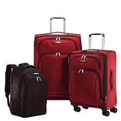 Samsonite Verana DLX 3 Piece Luggage Set - Luggage #LavaHot http ...