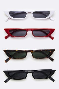 1f5a910ed0 17 Best Skinny cat-eye sunglasses images in 2019
