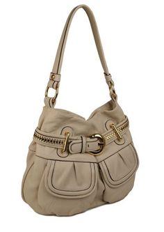 Makowsky Roxbury Hobo Bag