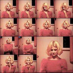 nastassja kinski in paris, texas. Es increíble.