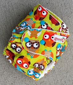 Love these cloth diapers for Jayden. So cute!