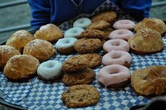 Berry Donuts! Krause Berry Farm by miss604, via Flickr (Blog Post)