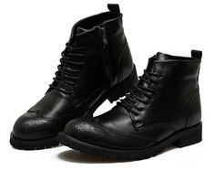 botas masculinas tradicionais