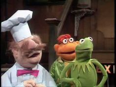 The Muppet Show: The Swedish Chef - Cooking Frog's Legs