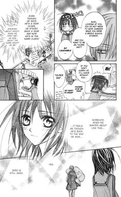 Vampire Knight 6 - Read Vampire Knight Chapter 6 Page 20 Online | MangaSee