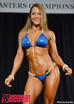 Flat Abs Over 50: 14 Tips from IFBB Pro Mary Dent