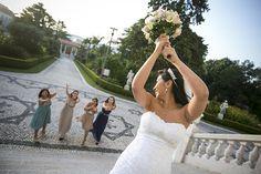 Aonde Casar organiza destination wedding em Lisboa, Portugal. O local escolhido foi o Hotel Pestana Palace, onde o casal reuniu amigos e familiares