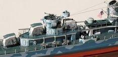 Paper Models | Card Models | Modele kartonowe | Kartonmodell | Warships | Battleships | Digitalnavy.com