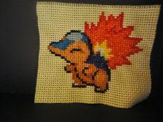 Punto de Cruz Pokémon: abril 2015